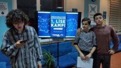 TÜGVA Bulancak 1. Lise Kampı gerçekleştirildi
