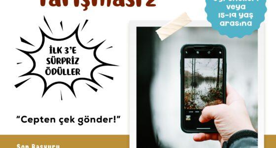Bulancak'ta Güz Fotoğraf Yarışması